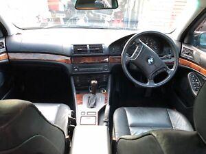 2000 BMW 523i Auto Luxury (RWC&Rego)