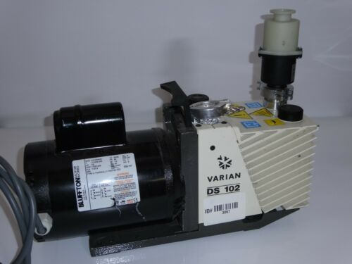 Varian DS-102 Rotary Vane Vacuum Pump