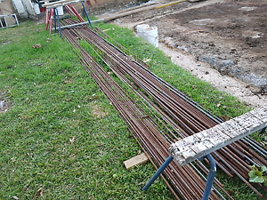 Steel Reinforcing Reo Bar 16mm and 12mm Strathfield Strathfield Area Preview