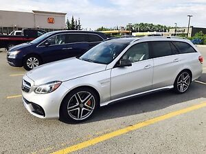 2014 Mercedes Benz E63S Estate
