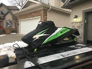 For sale 2011 arctic cat crossfire800 sno pro