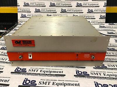 Ar Amplifier Research Model 10w1000 Rf Amplifier 10 Watts 1-1000 Mhz Wwarranty