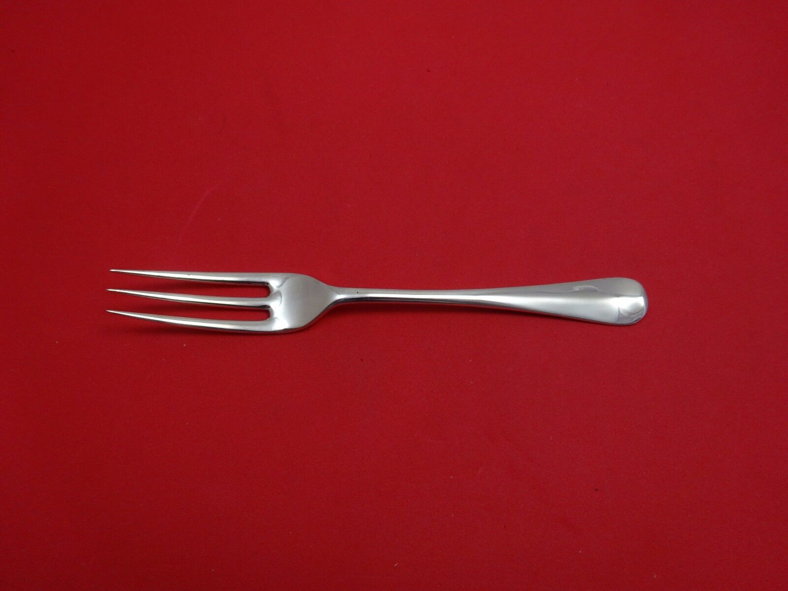 """Rat Tail by Worcester English Sterling Silver Regular Fork 6 1//2/"""""""