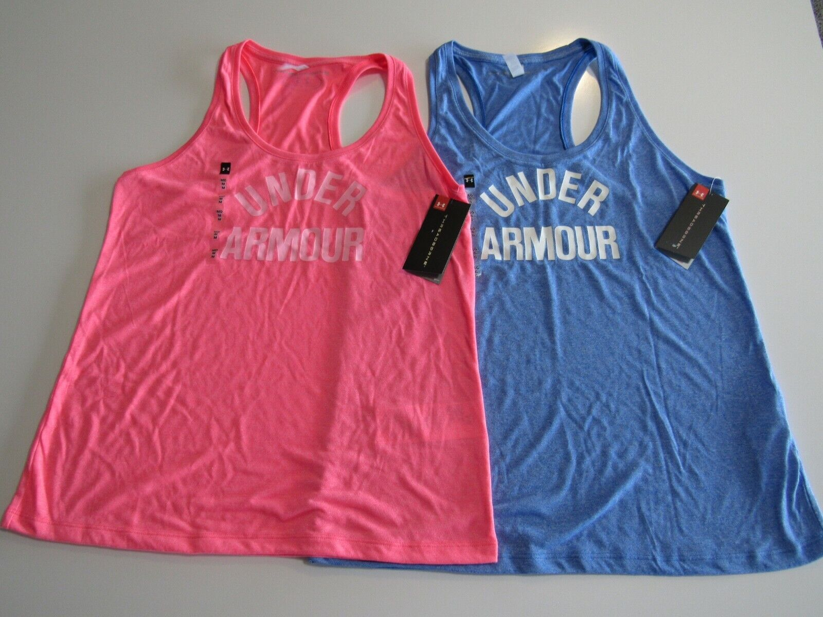 Under Armour Womens Treadborne Tank Tops 1290612 Nwt