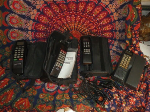 Vintage Car Phone Mitsubishi  one only