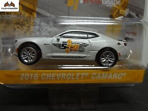 Greenlight 2016 Chevrolet Camaro Indy 500 Pace Car May 29, 2016 1:64 Scale