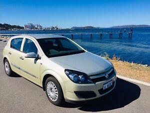 2005 Holden Astra Hatchback in Gold
