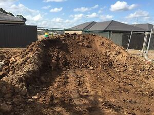 Bobcat Concrete Soil Removal Excavations Demolitions Rooty Hill Blacktown Area Preview
