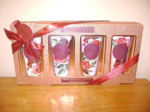 Ellen Tracy Hand Cream Collection Shea Butter 2.7 oz each New NIB  Free Shipping