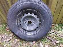Mitsubishi triton spare wheel Glenbrook Blue Mountains Preview