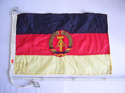 Gösch Schiffsflagge Volksmarine der DDR, Flagge, Fahne, Marine  (F 7)
