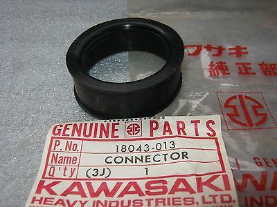 Kawasaki KE125 KE250 KL250 KS125 KD175 KM100 Exhaust Heat Insulator 18065-010