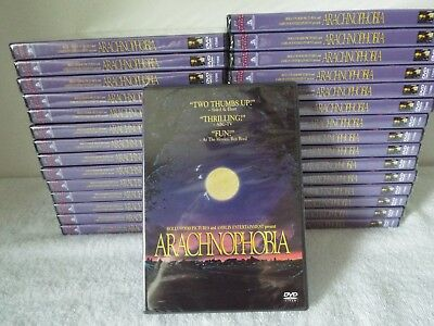 Arachnophobia-DVD-New-Factory Sealed-30 Sets