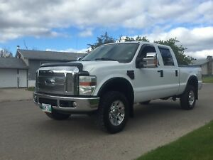 2008 Ford F-350 super-duty
