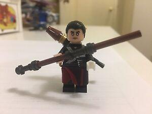 Lego star war rogue one Chirrut Imwe minifigure
