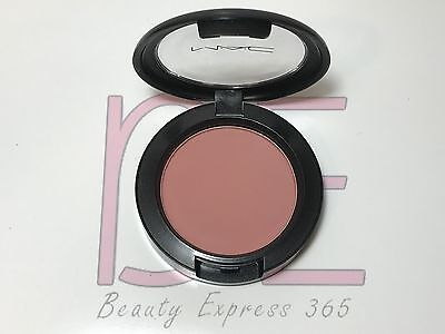MAC Powder Blush MOCHA Matte 6g 0.21oz  Full Size NEW - UNBOXED
