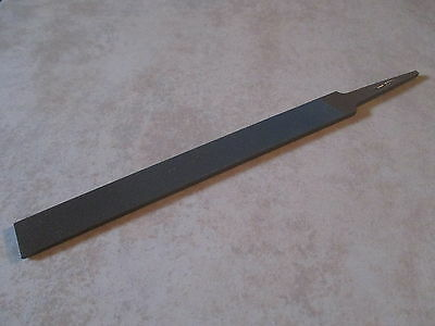 Präzisionshandfeile flach 200 mm lang Hieb 5