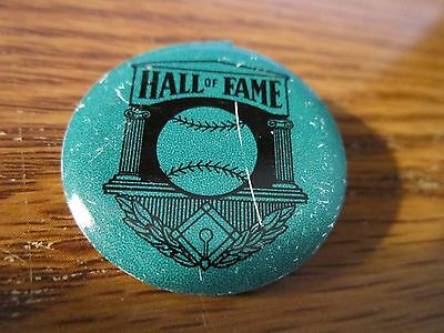 Baseball Hall of Fame Metal Pin vintage Cooperstown NY RARE Collectible