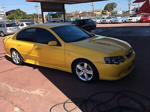 2005 Ford Xr6 auto Reg leather seats rwc Sunshine North Brimbank Area Preview