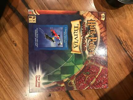 Harry Potter and the Chamber of secrets Trivia game Dural Hornsby Area Preview