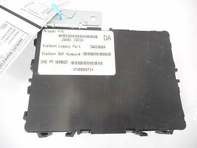 08 Infiniti QX56 Body Control Module BCM OEM 284B1 ZQ01B Nissan Armada