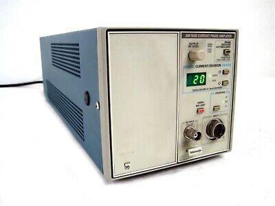 Tektronix Tm502a Plug-in Mainframe Wtool Am 503b Current Probe Amplifier Module