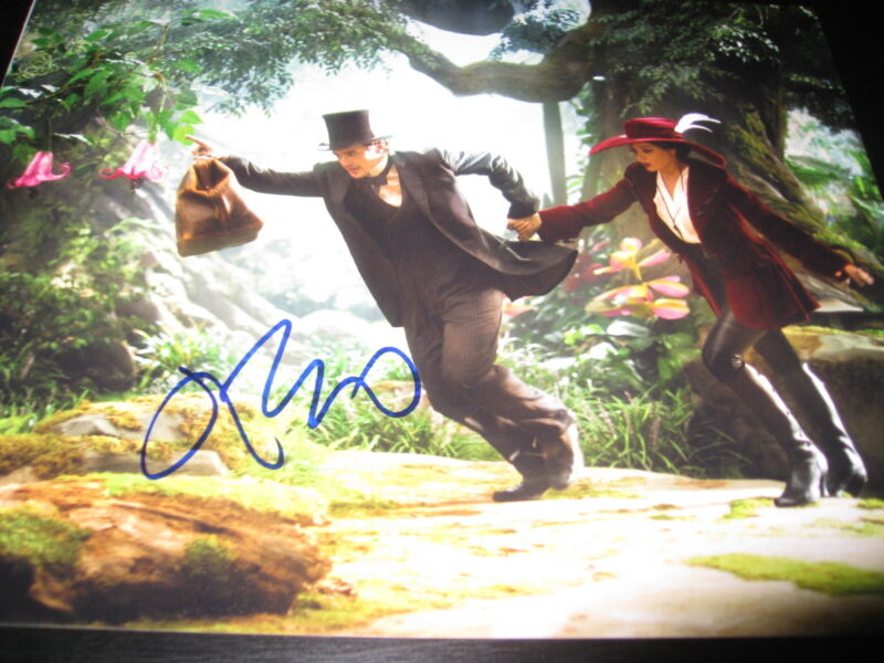 JAMES FRANCO SIGNED AUTOGRAPH 8x10 PHOTO OZ THE GREAT AND POWERFUL IN PERSON G