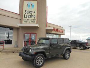 2015 Jeep Wrangler Unlimited, NO CREDIT CHECK FINANCING Rubicon
