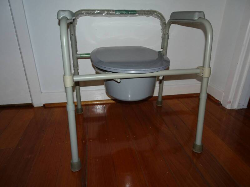 Commode/Generic Over Toilet Aid | Miscellaneous Goods | Gumtree ...
