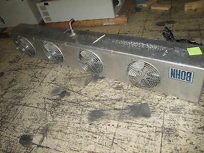 Bohn Evaporator Adt2080a 4 Fan 115v 1ph 60hz 7.2a