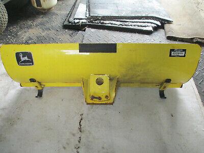 John Deere Lt150 Lx188 Lt180 Gt275 Lx289 Gx255 X324 44 Snow Blade Am131018