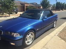 Bmw 328i e36 convertible genuine MSPORT low ks immaculate!!!!! Seaford Meadows Morphett Vale Area Preview