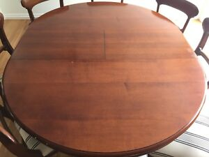 Wanted: Queen Anne 8 seat Dining Suite [PRICE REDUCTION]