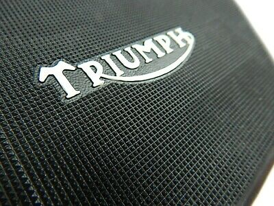 1968-70 TRIUMPH MOTORCYCLE T100 T120  KNEE PAD SET 82-8192 /& 8193 UK MADE