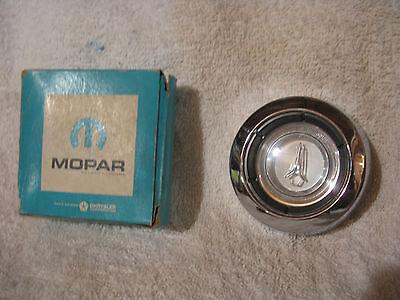 NOS Mopar 1967 Plymouth Fury Horn Cap