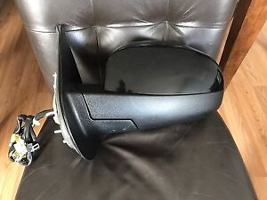 2009 Chevy/Gmc Left Side View Mirror