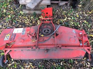 Attachments for 446 Case Lawn Tractor