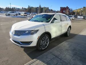 2016 Lincoln MKX Reserve clean carfax report, 2.7L V6 GTDI en...