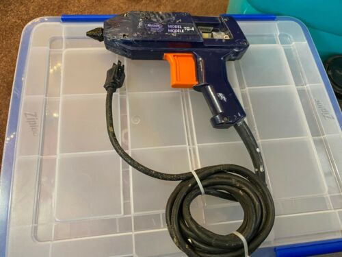 Bostik Industrial Hot Melt Glue Gun TG4 Thermogrip Electric Heavy Duty  TESTED