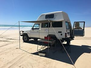 2006 Toyota Landcruiser Bush Camper Troopy Willagee Melville Area Preview