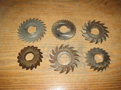 Milling Machine Cutter Miscellaneous Lot 1