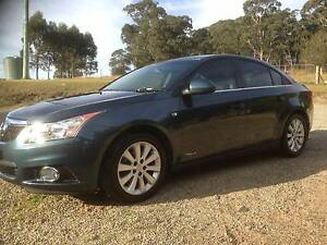 2011 (MY12) Holden Cruze Sedan Wyndham Bega Valley Preview