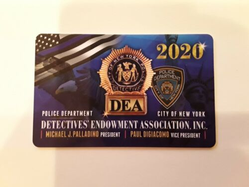 "1 AUTHENTIC COLLECTIBLE   NEW "" 2020  DEA  PBA CARD """