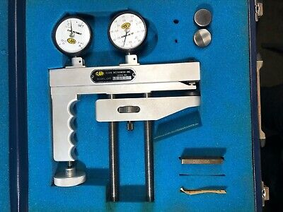 Sun-tec Clark Cpt Portable Rockwell Hardness Testing System - Mint Condition