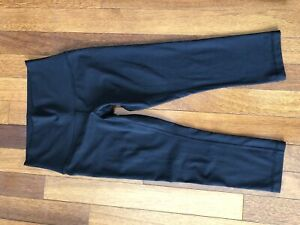 Lululemon high waisted cropped leggings