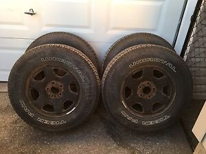 Uniroyal Tiger Paws Winter Tires