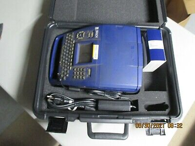 Brady Bmp71 Label Thermal Printer With Hard Case