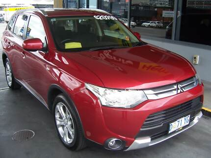2014 Mitsubishi Outlander Hobart CBD Hobart City Preview