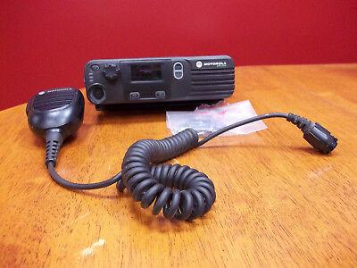 Lot Of 5 Motorola Mototrbo Xpr 4350 Two Way Radio