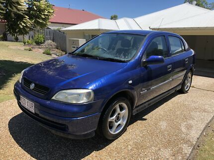 HOLDEN ASTRA 2003-AUTO-6 MONTHS REGO-RWC-AIRCON-4 CYL-CHEAP